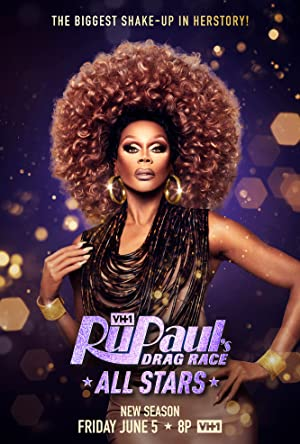 Where to stream RuPaul's Drag Race All Stars