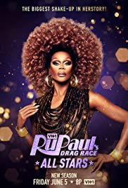 RuPauls Drag Race All Stars Poster