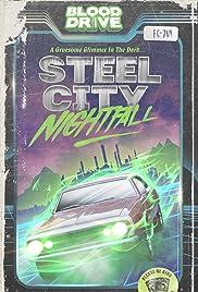 Steel City Nightfall Poster