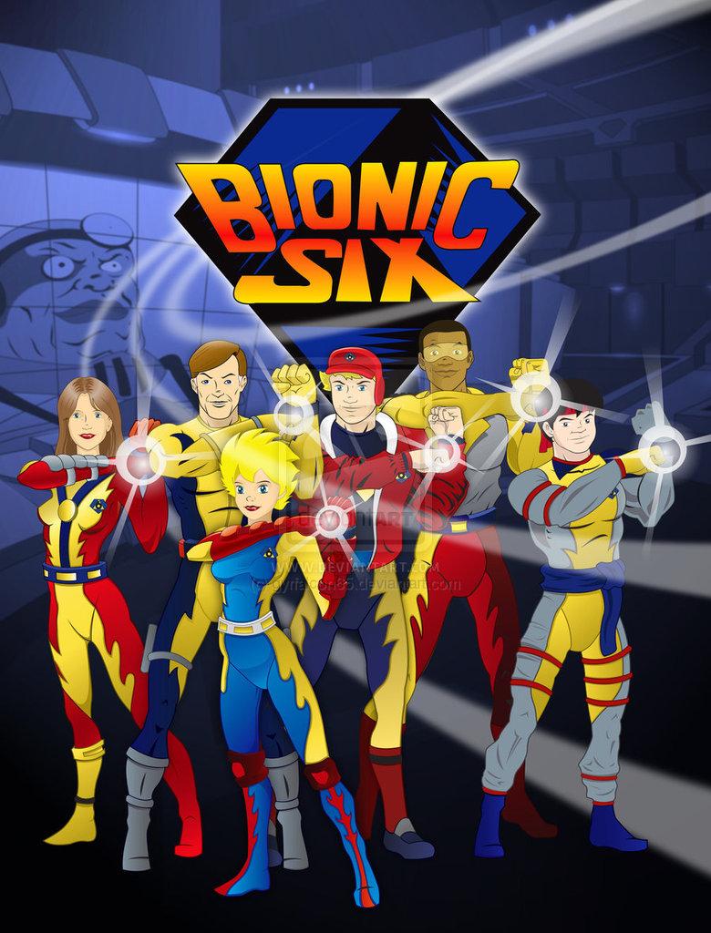 Bionic Six Tv Series 1987 Imdb