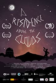 A Residence above the Clouds Poster