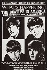 What's Happening! The Beatles in the U.S.A. (1964) Poster - Movie Forum, Cast, Reviews