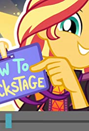 How to Backstage Poster
