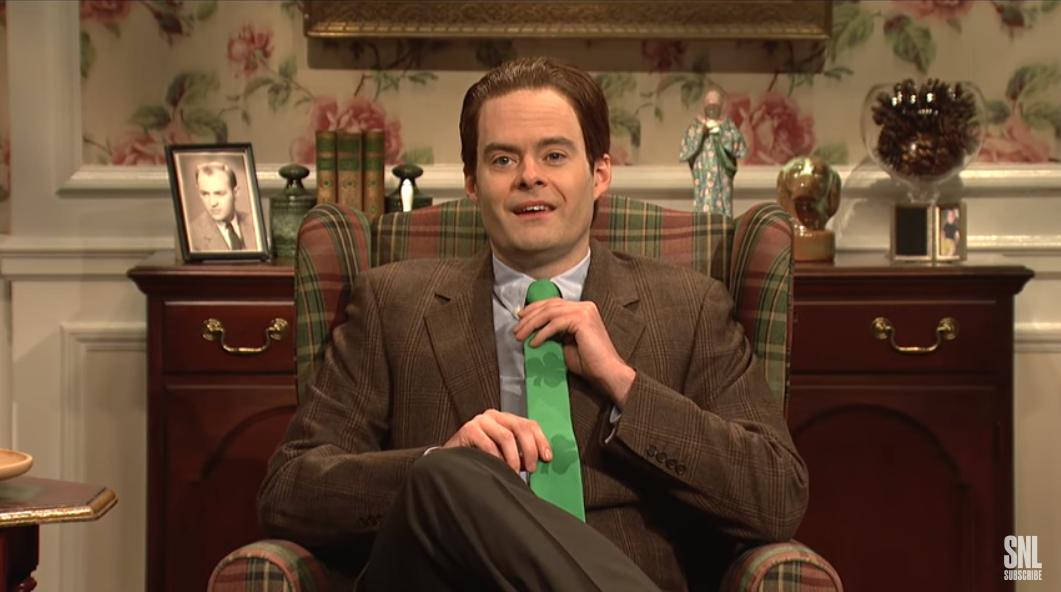 Bill Hader in Saturday Night Live: Cut For Time (2013)