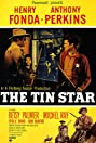 The Tin Star (1957) Poster