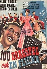 100 dragspel och en flicka (1946)
