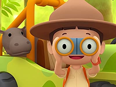 Télécharger le film vidéo hd Leo the Wildlife Ranger - Pygmy Hippo [WEB-DL] [1080i] [2048x2048]