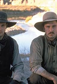 David Arquette and Jonny Lee Miller in Dead Man's Walk (1996)