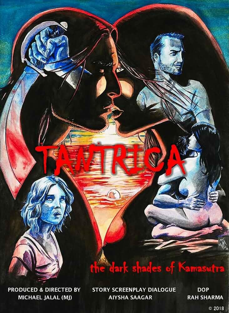 18+ Tantrica The Dark Shades of Kamasutra 2018 English 720p HDRip 700MB Download