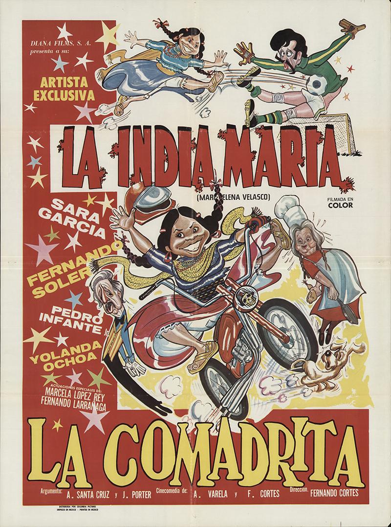 La comadrita (1978)