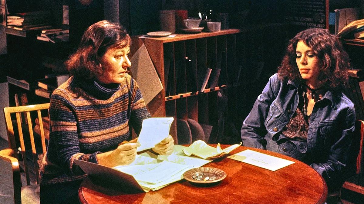 Birgit Brüel in Ellens sang (1975)