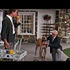 Dean Jones and Charles Ruggles in The Ugly Dachshund (1966)