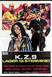 KZ9 - Lager di sterminio (1977) Poster - Movie Forum, Cast, Reviews
