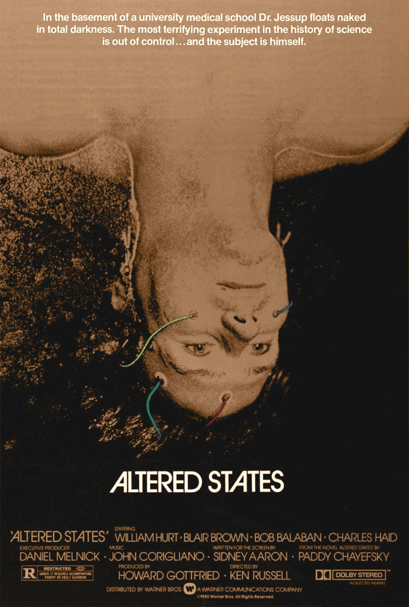 Altered States (1980)