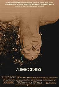 William Hurt in Altered States (1980)