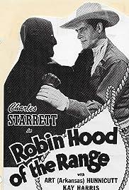 Robin Hood of the Range Poster