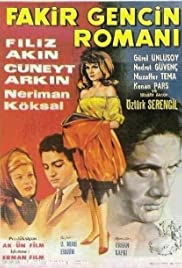 Fakir gencin romani Poster