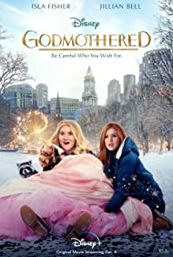 Isla Fisher and Jillian Bell in Godmothered (2020)
