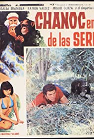 Chanoc en el foso de las serpientes (1975)