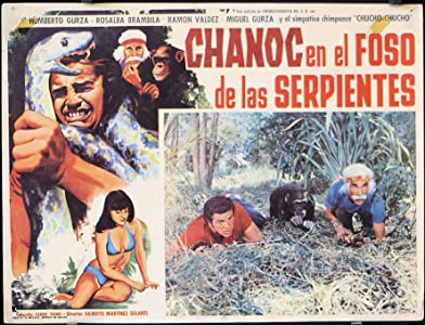MP4 movie for free download Chanoc en el foso de las serpientes [2048x1536]