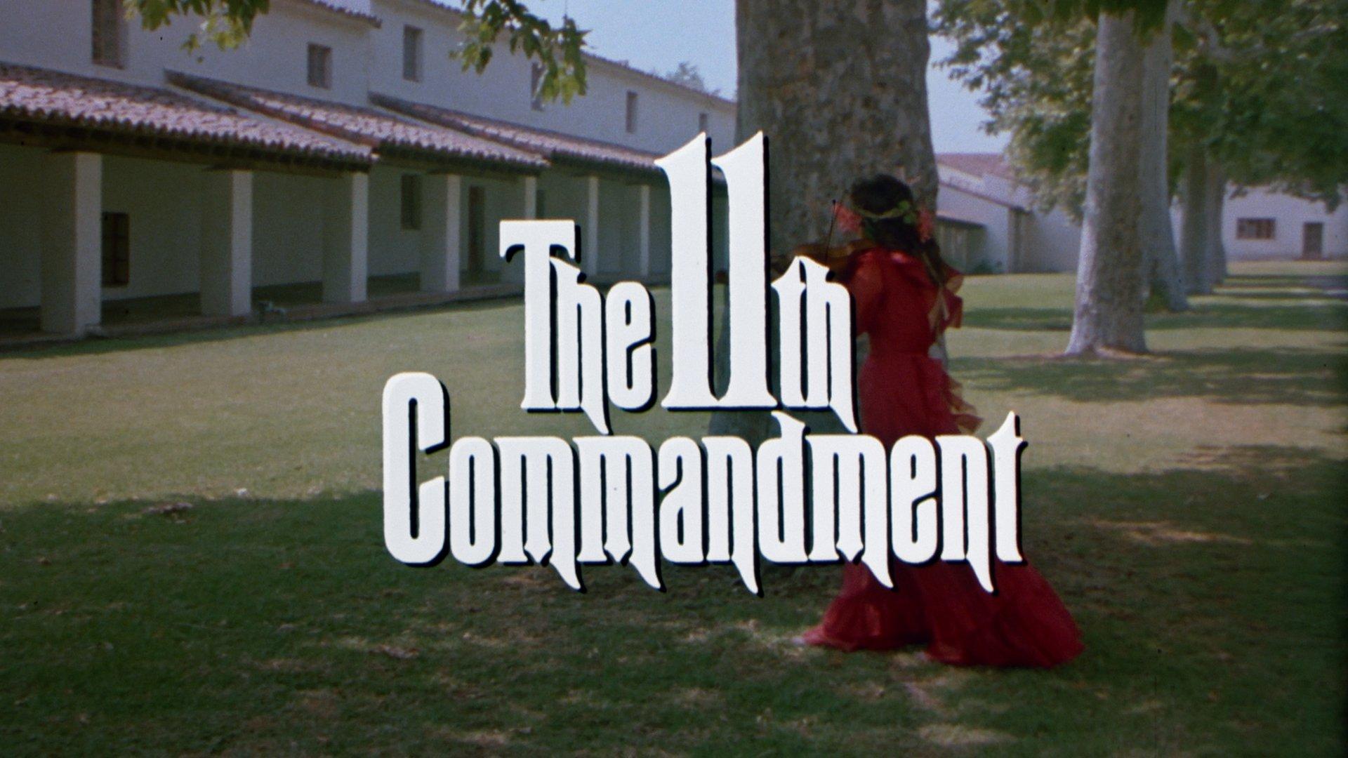 The Eleventh Commandment (1986) - IMDb