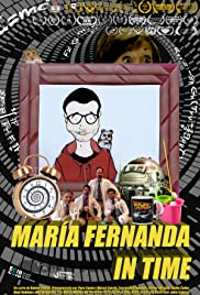 Maria Fernanda in time Poster