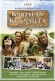 Karjalan kunnailla Poster