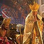 Hsiang Fei and Shaofeng Feng in Xi you ji zhi: Sun Wukong san da Baigu Jing (2016)