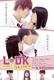 L-DK Hitotsu Yane no Shita, (Suki) ga Futatsu Poster