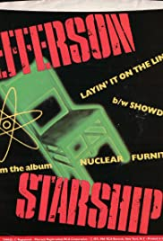 Jefferson Starship: Layin' It on the Line Poster