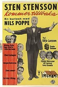 Sten Stensson kommer tillbaka (1963) Poster - Movie Forum, Cast, Reviews