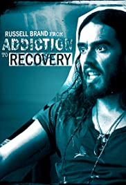Russell Brand from Addiction to Recovery Poster
