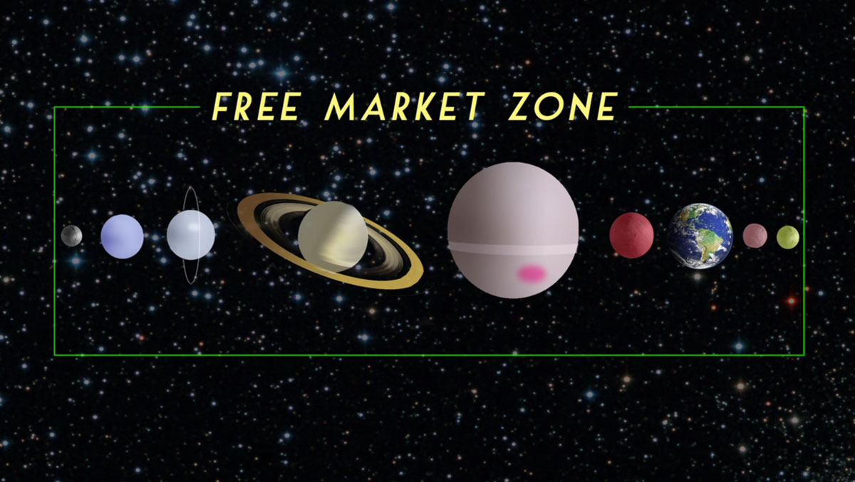 Free Market Space