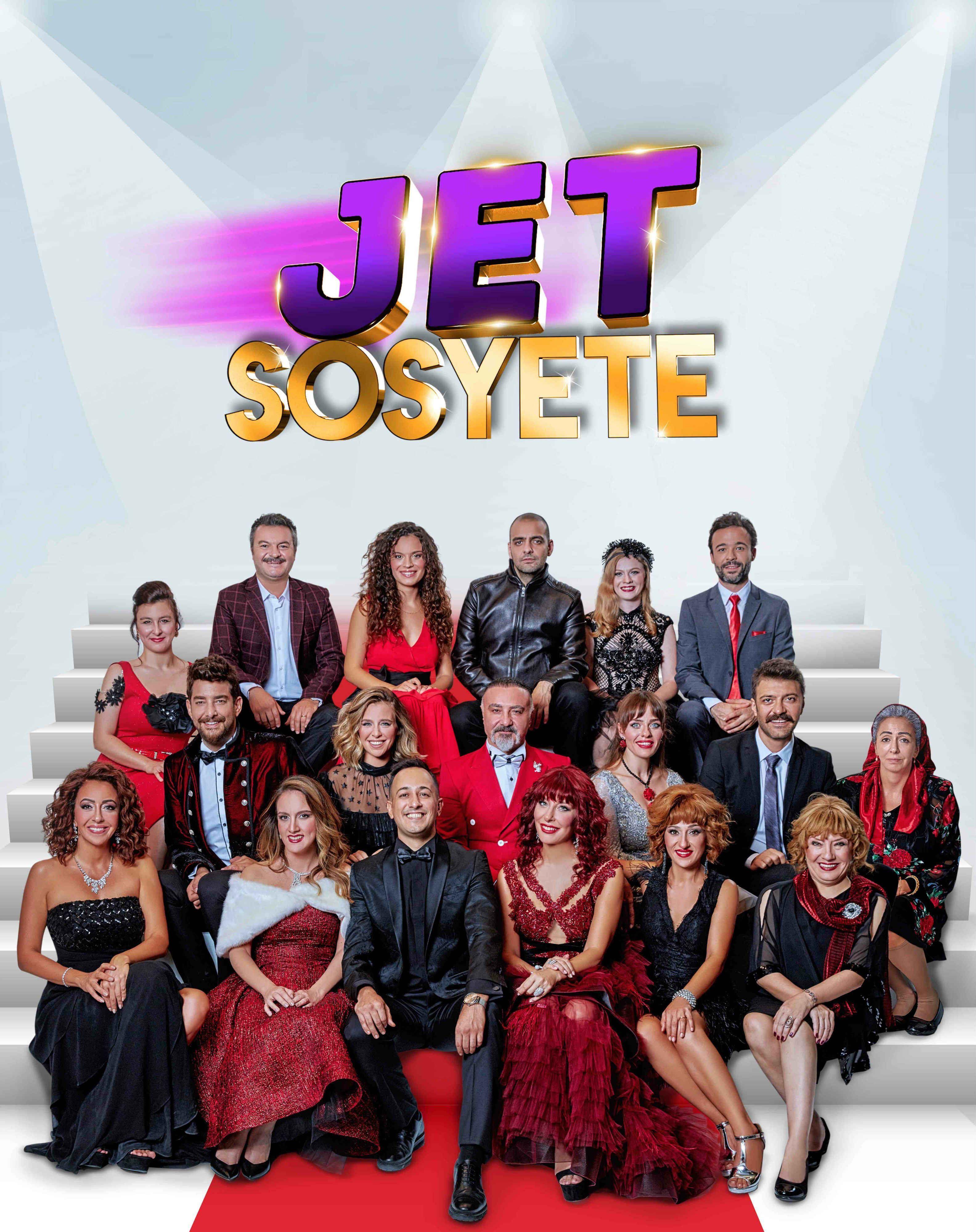 Jet Sosyete 20.Bölüm izle