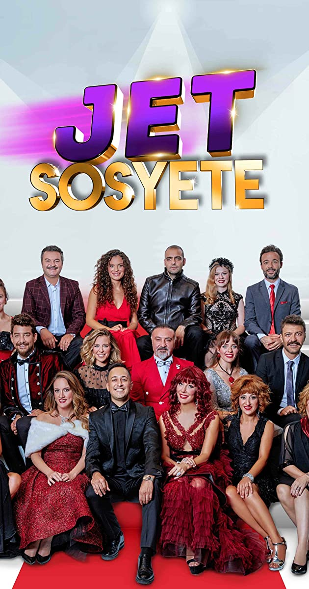 Download Jet Sosyete or watch streaming online complete episodes of  Season 2 in HD 720p 1080p using torrent
