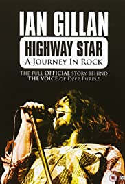Highway Star: A Journey in Rock Poster