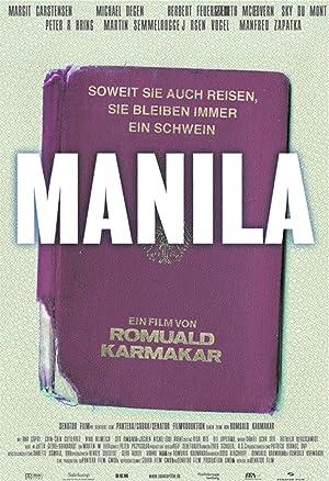 Where to stream Manila