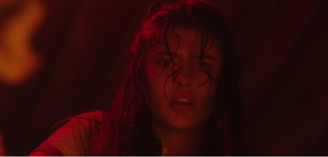 Diana Silvers in Into the Dark (2018)