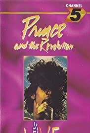 Prince and the Revolution LIVE! Poster