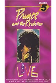 Prince and the Revolution LIVE!