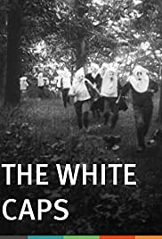The White Caps Poster