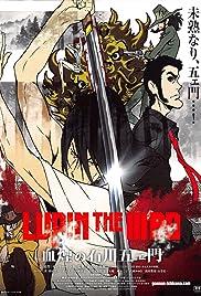 Lupin the Third: The Blood Spray of Goemon Ishikawa Poster