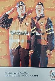 Team Ahma Poster