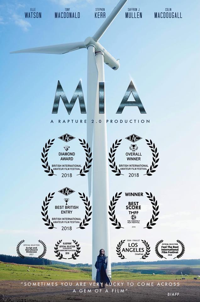 Mia: A Rapture 2 0 Production (2019)