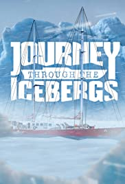 Journey Through the Icebergs Poster