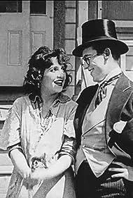 Bebe Daniels and Harold Lloyd in Take a Chance (1918)