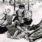 Richard Burton, Carolyn Jones, and Diane McBain in Ice Palace (1960)