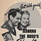 Hardie Albright, George Barbier, Bruce Edwards, and Brenda Joyce in Marry the Boss's Daughter (1941)
