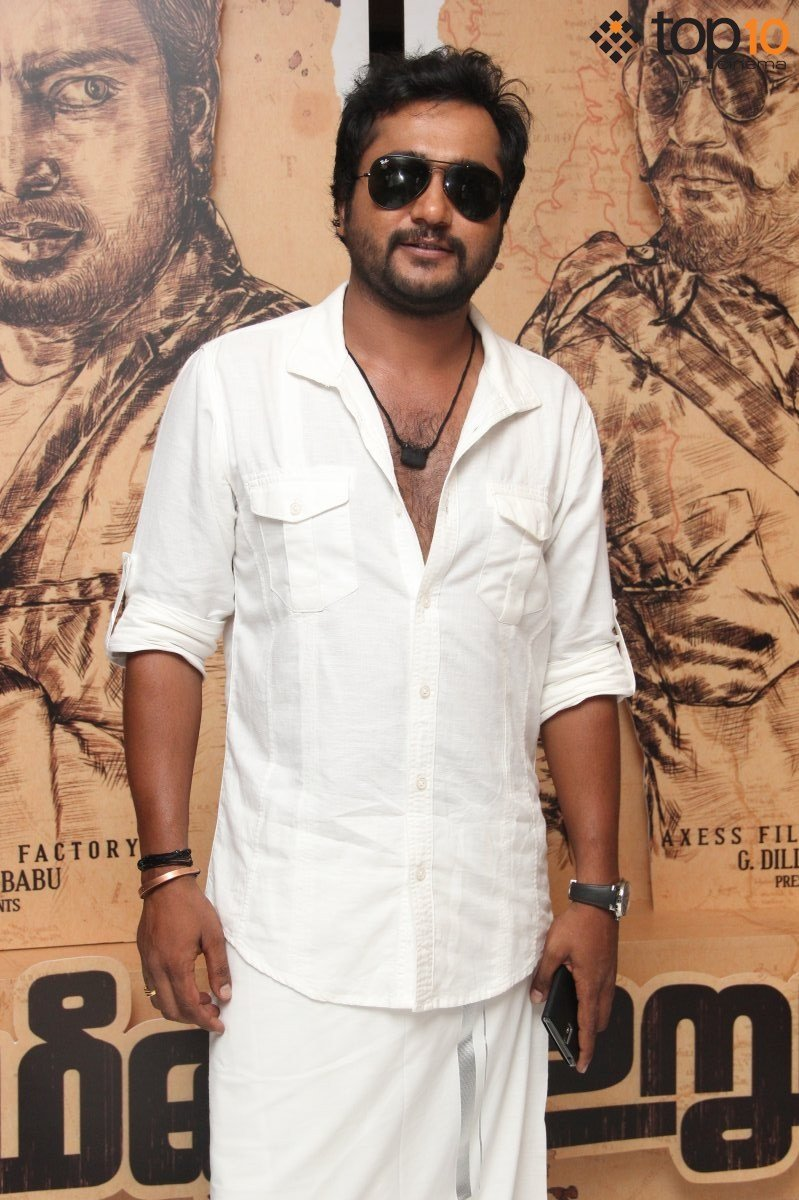 Bobby Simha at an event for Urumeen (2015)