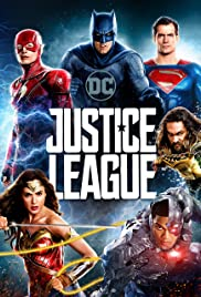 Justice League: Road to Justice Poster